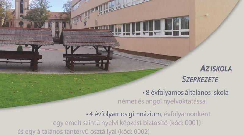 Nyolcadik osztályos nyílt nap
