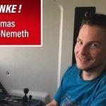 Akire büszkék vagyunk: Cseh-Németh Tamás, egykori Petőfis diákunk